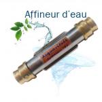 affineur d'eau à vortex garantie affineur d'eau