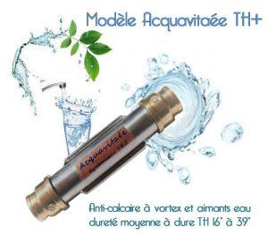 acquavitaée anticalcaire eau dure