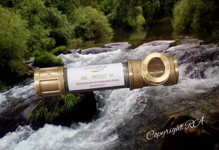 abc-protect clarificateur pour eaux de chauffage