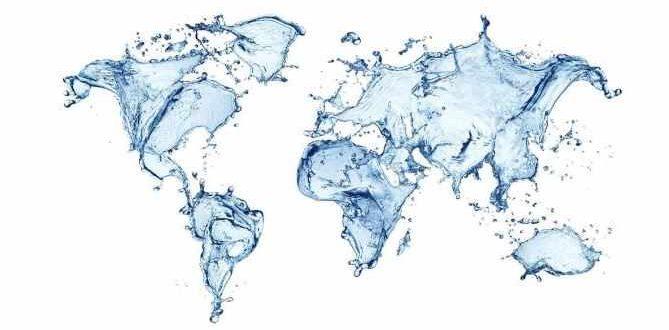 semaine mondiale de l'eau